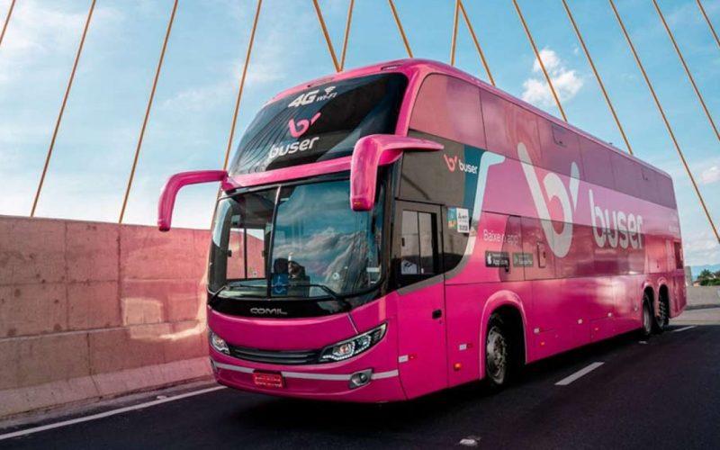 Buser, 'o Uber dos ônibus', inclui Santa Cruz do Capibaribe em roteiro de viagens