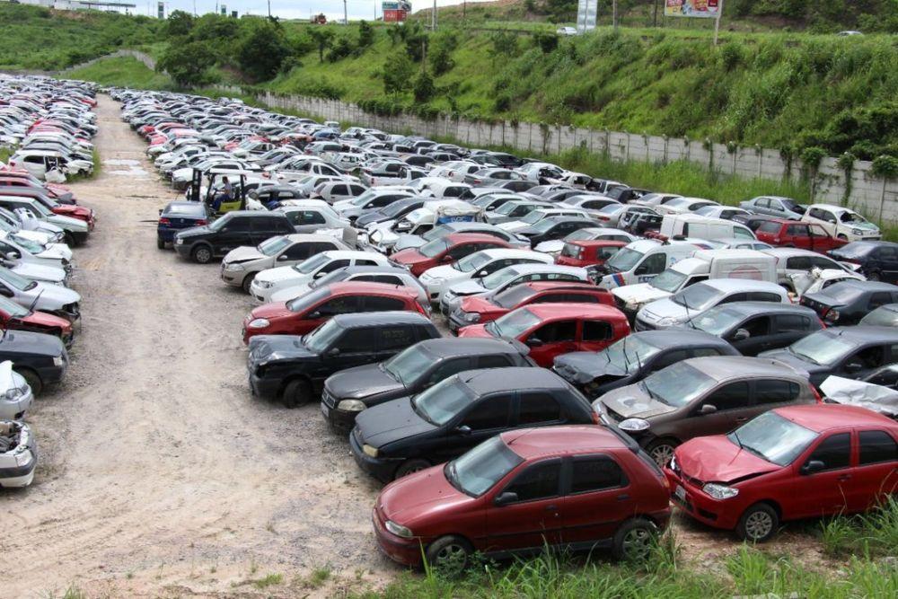 Detran-PE faz leilão de veículos com lance mínimo de R$ 100