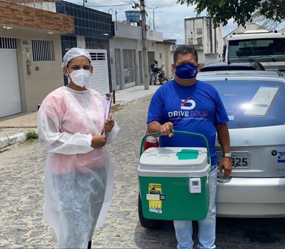 Prefeitura de Caruaru firma parceria com empresas de transporte de aplicativos para facilitar vacinação no município