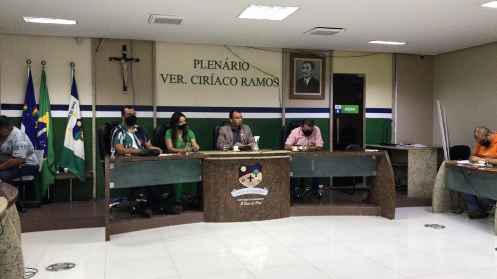 Câmara de Santa Cruz do Capibaribe divulga edital para Concurso Público