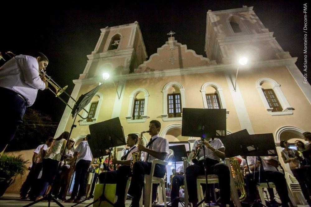 Banda Municipal de Agrestina volta às aulas com vagas abertas para novos alunos