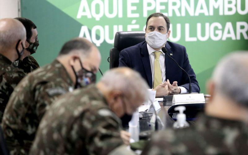 Exército escolhe Pernambuco para sediar Escola de Sargentos, que vai concentrar 10 mil pessoas