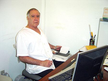Para o médico Moacir Passinari, é difícil dizer quando o motorista profissional deve, efetivamente, parar de trabalhar