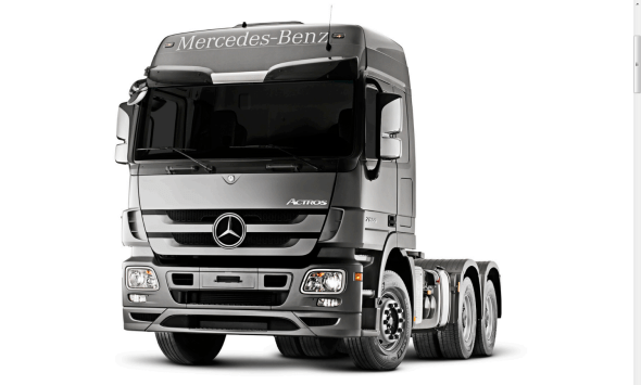 actros 2655 6x4