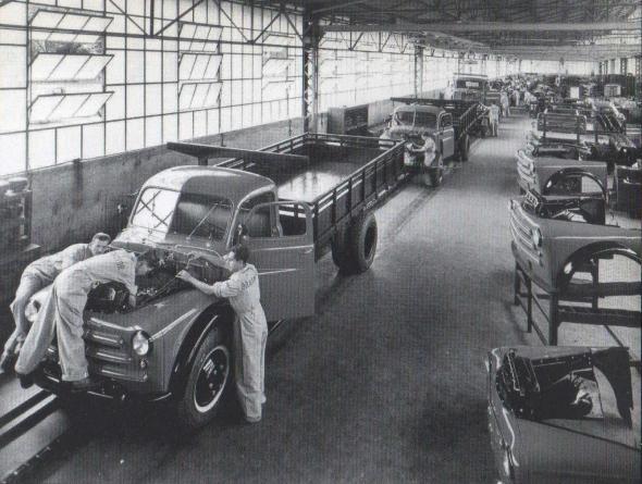 Dodge Brasmotor AVA