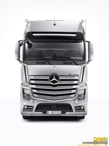 01. Actros MP4 2011