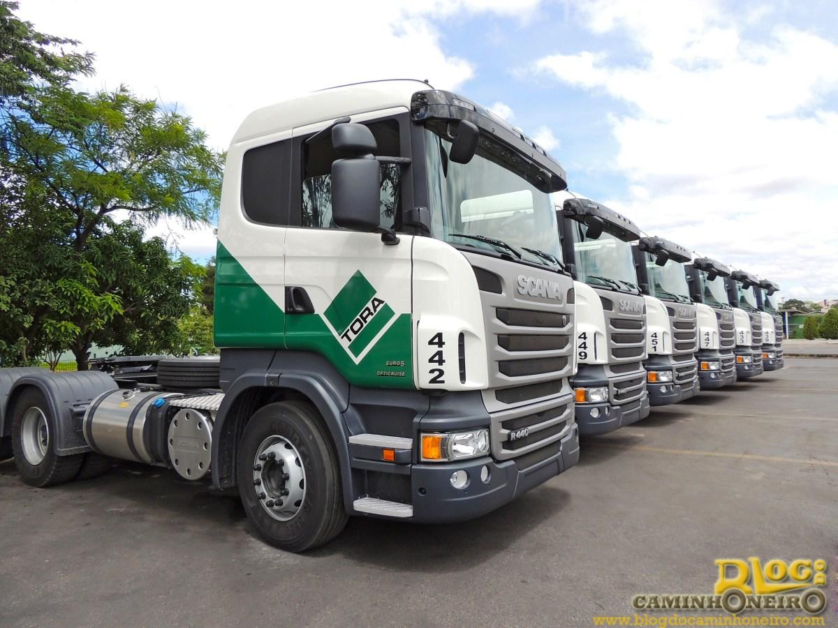 Tora Transportes tem vagas para motoristas carreteiros em Congonhas-MG