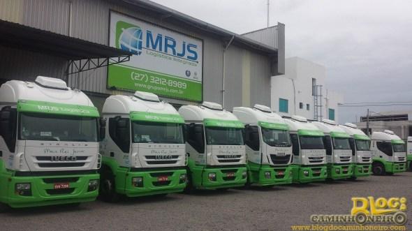 Grupo MRJS Iveco Stralis