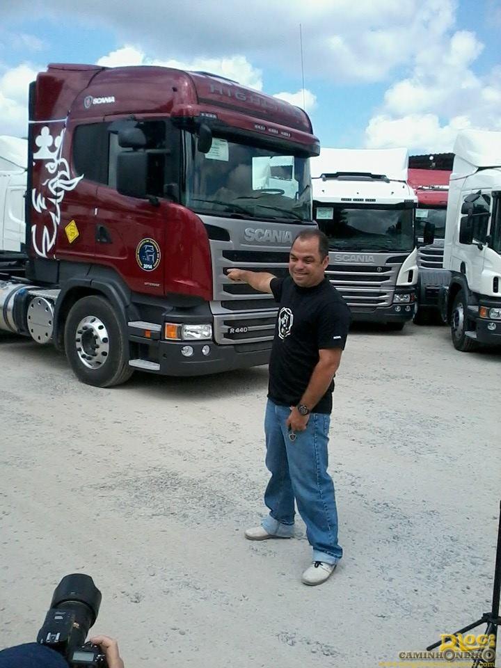 Melhor Motorista de Caminhão do Brasil faz vaquinha online para tratamento de câncer