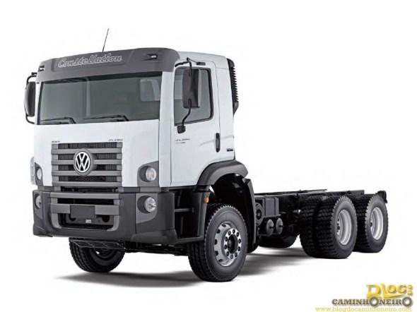 Volkswagen Constellation 31.280
