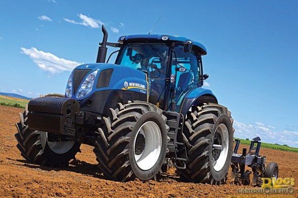 New Holland T7.205