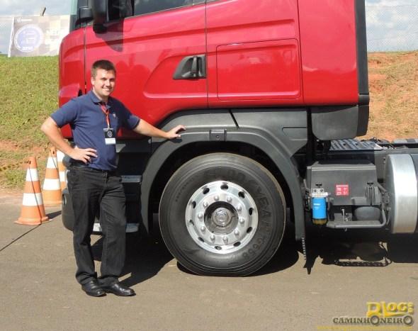 Blog do Caminhoneiro - MMCB Scania