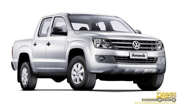 Volkswagen Amarok 2014 - 2015