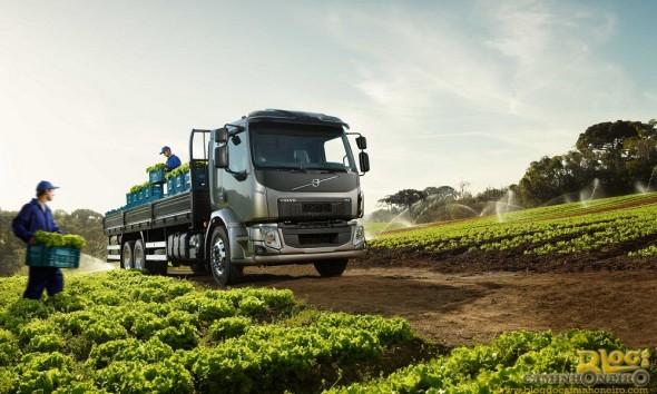 Volvo VM 6x2 2014