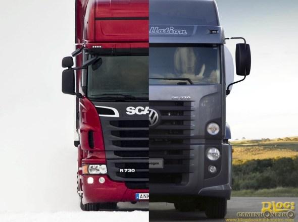 Scania - Volkswagen