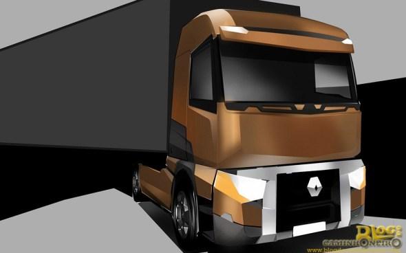 Renault Truck Serie T (2)