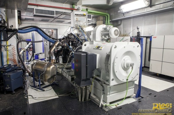 FPT Industrial - Centro de testes