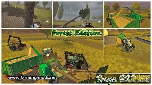 Kroeger-HKD-302-Forest-edition