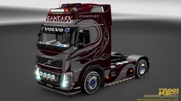 Volvo-FH-2009-Fantasy-Skin
