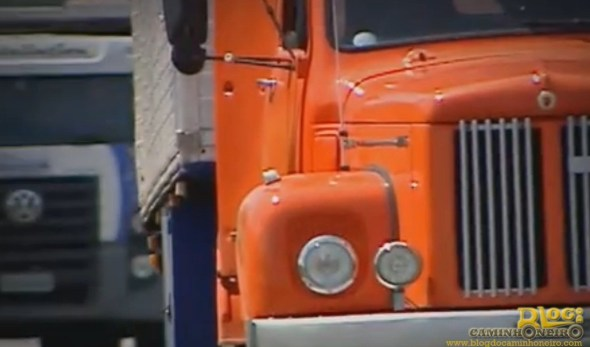 Caminhao Scania 111S - Caminhoneiro