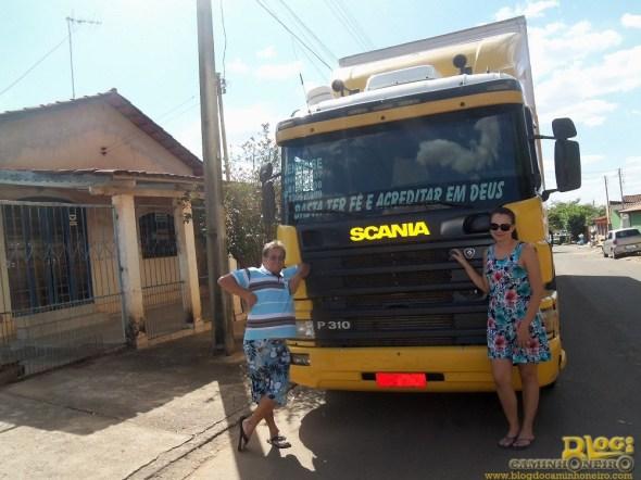 Caminhoneira - Scania P 310 (2)
