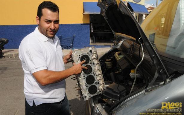 Thiago Fernandes Bueno reconhece as qualidades do veículo, mas não recomenda mais
