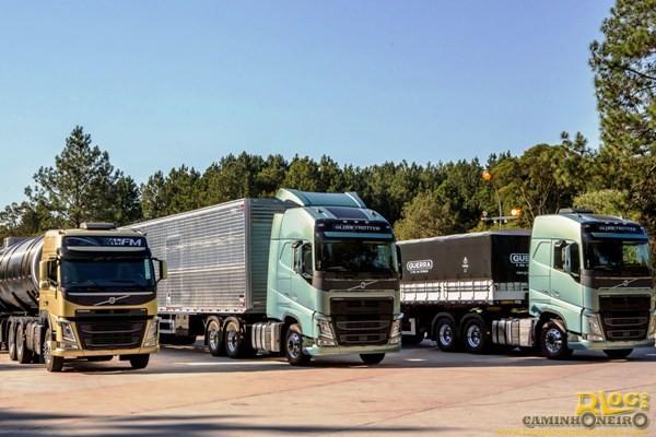 Nova Linha Volvo FH 2014 - Brasil (2)
