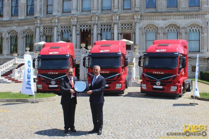 Iveco Mars Logistic Turkey
