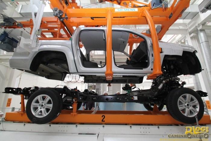 Volkswagen-Amarok-na-linha-de-montagem