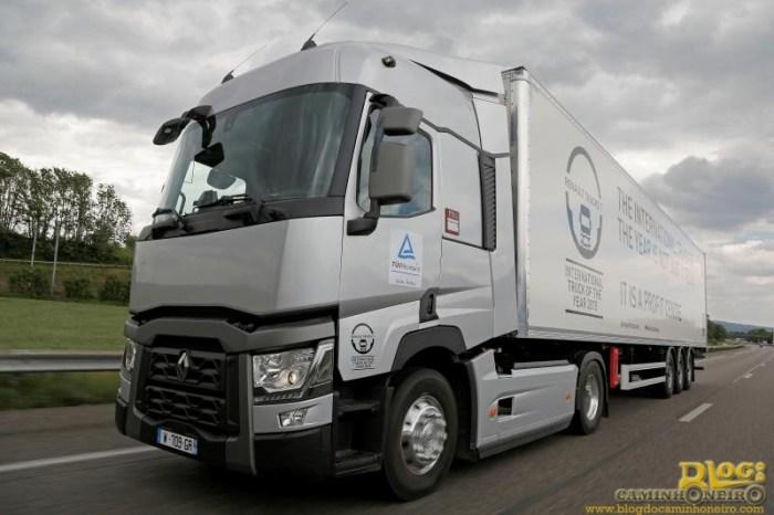 renault Truck T Optifuel