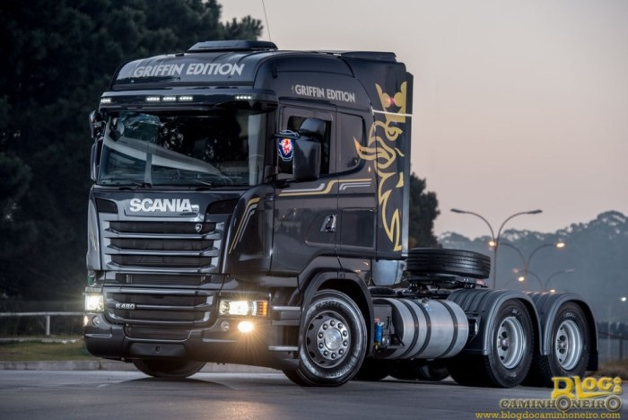 Scania Griffin Edition 2015 - R440 R 480 (1)