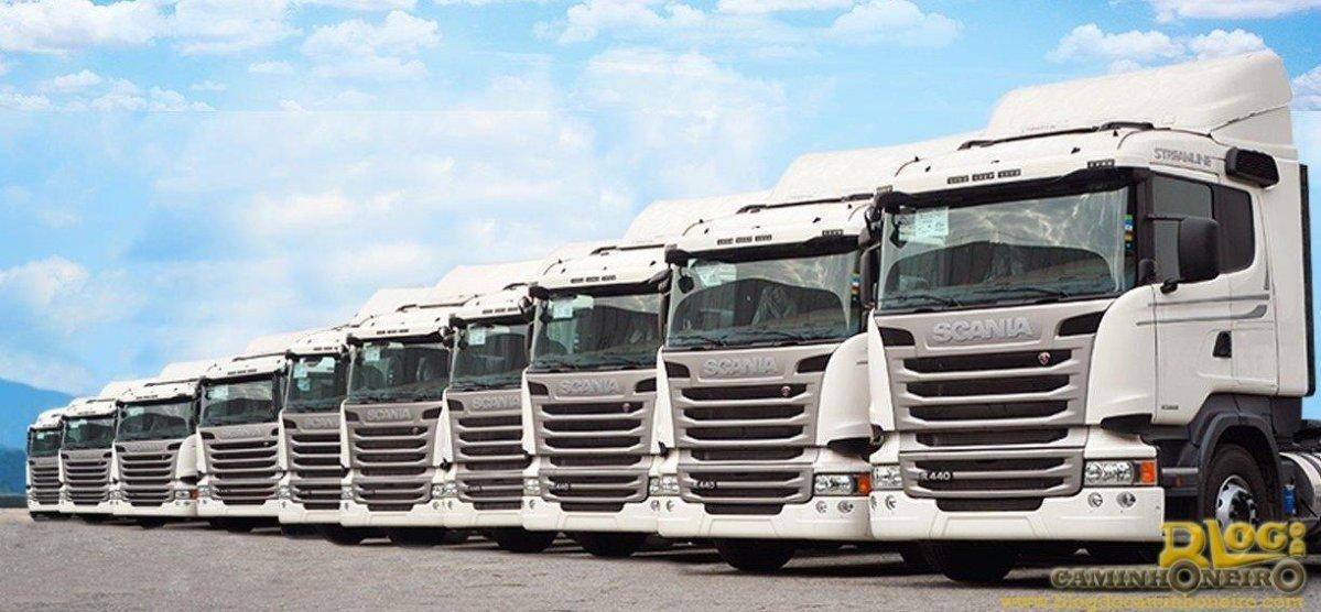Setor de transportes se recupera em 2017 e é único segmento de serviços a crescer no ano
