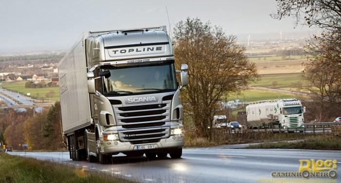 Scania Euro 6 2012