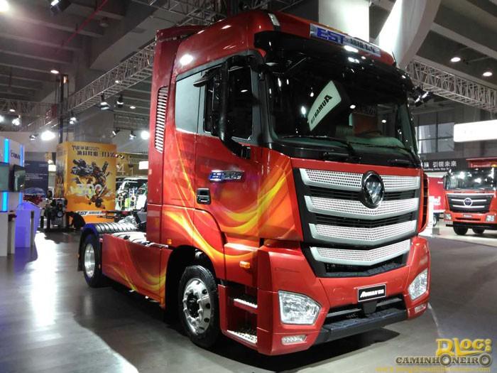 foton super truck