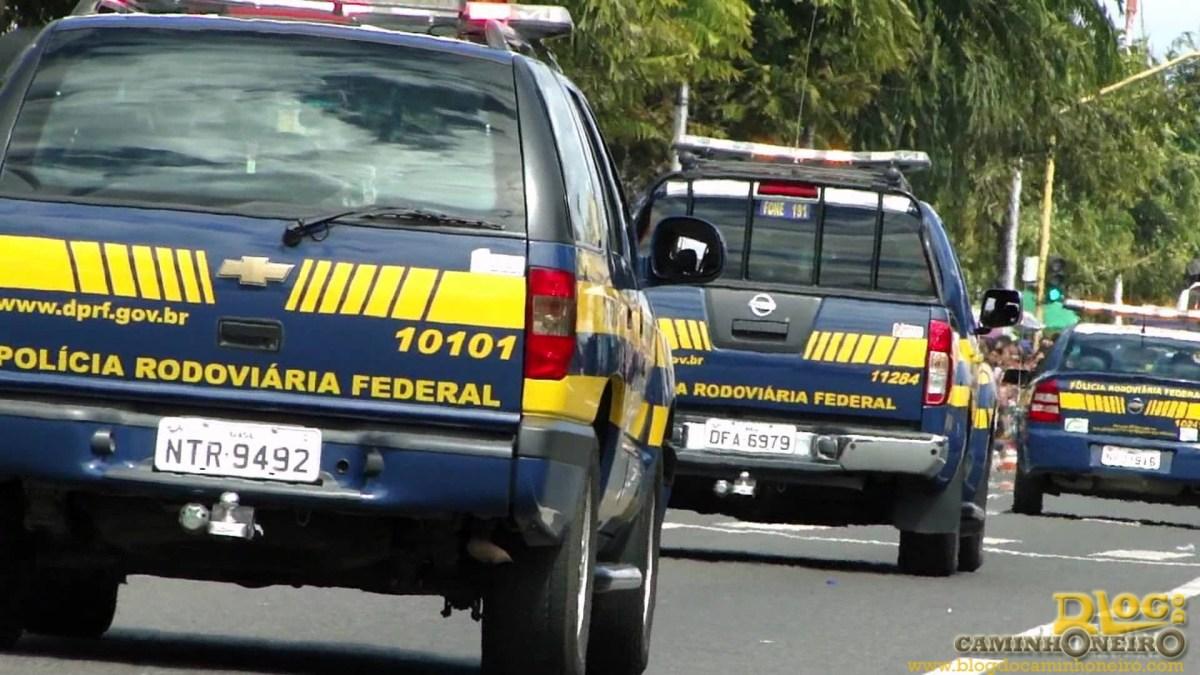 PRF flagra caminhoneiro dirigindo por mais de 35 horas sem descanso no Pará