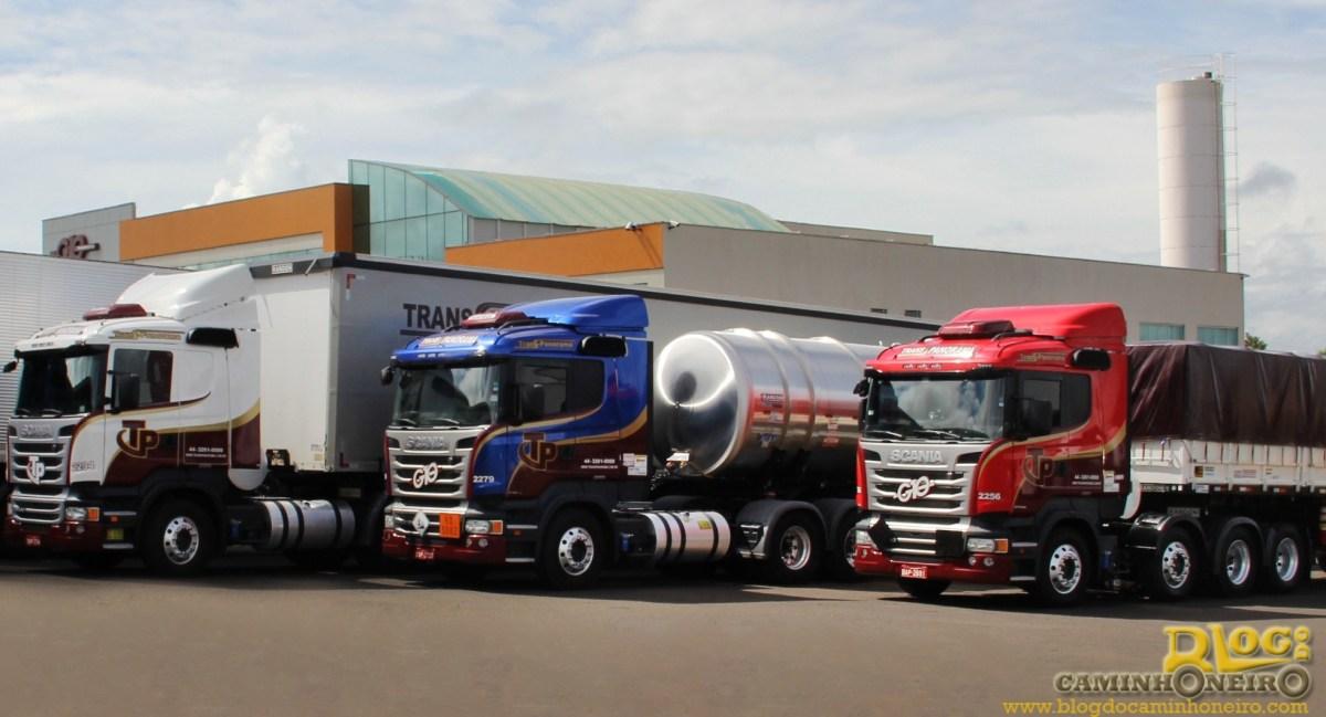 URGENTE: Transpanorama abre 50 novas vagas para motoristas de caminhão