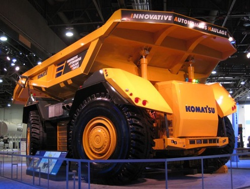 komatsu-truck