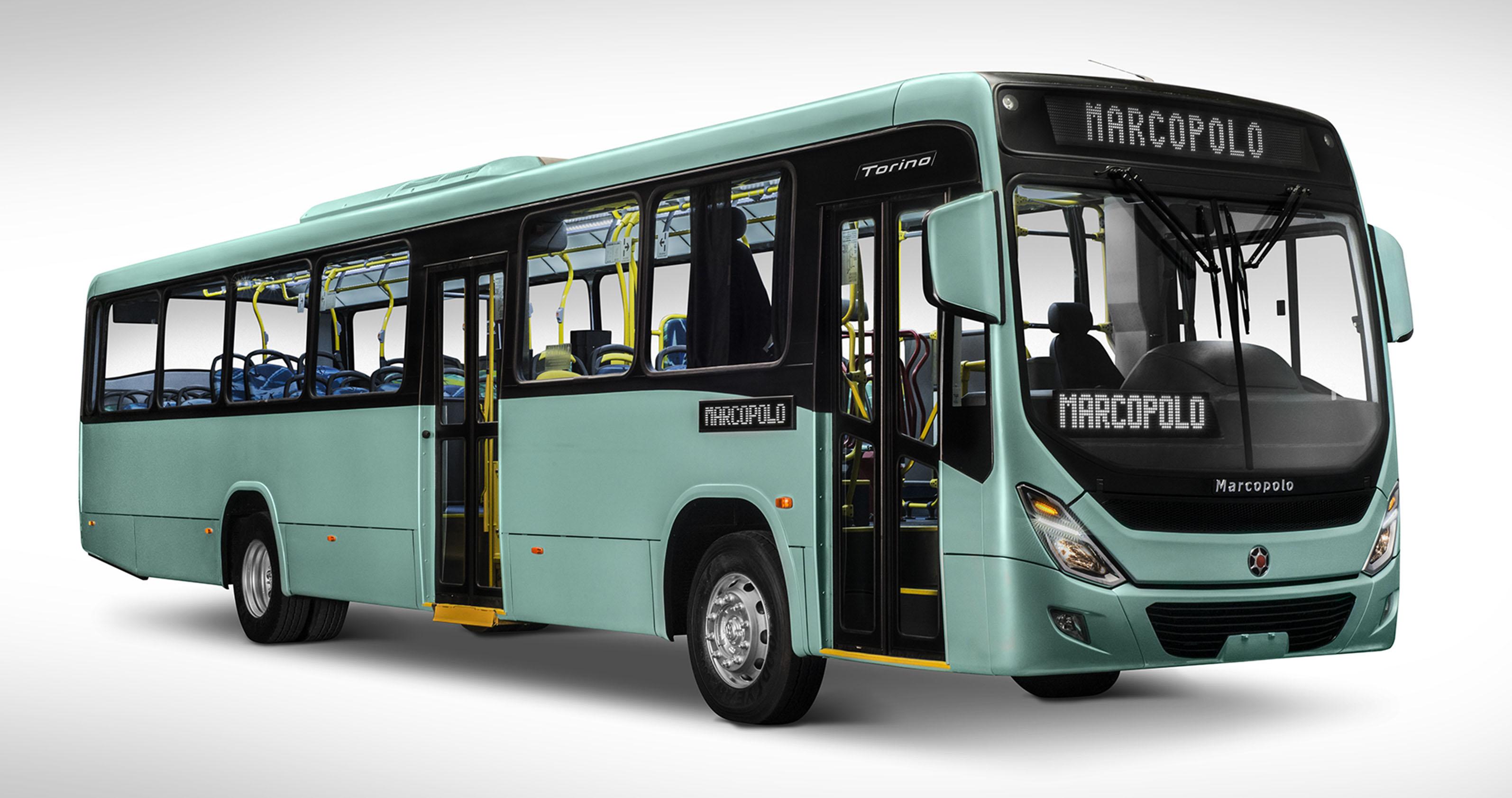 Marco Polo Torino : Marcopolo vende ônibus torino para empresa da costa