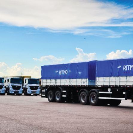 Ritmo Logística tem novas vagas para motoristas carreteiros em quatro estados