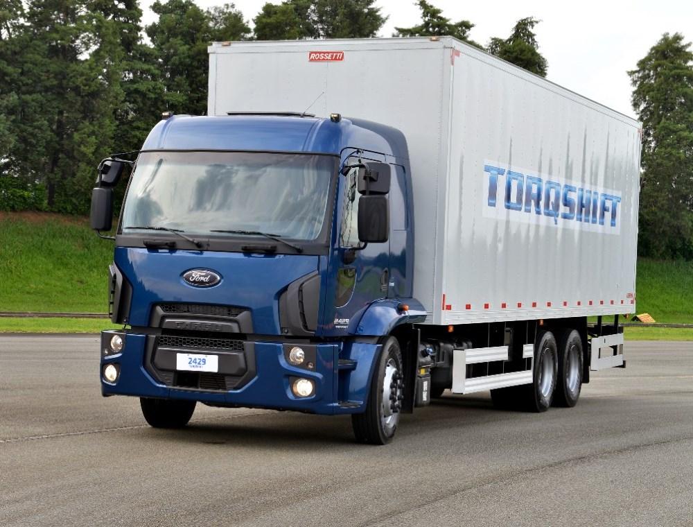 URGENTE - Ford anuncia saída do mercado de caminhões na América Latina