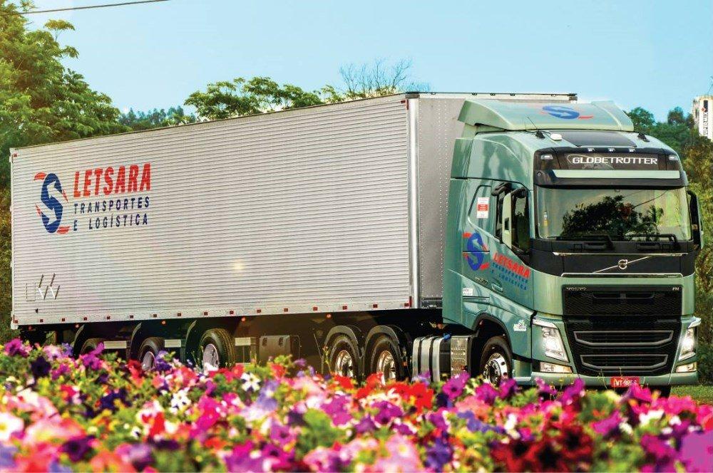 Letsara Transportes e Logística tem 30 novas vagas para motoristas internacionais