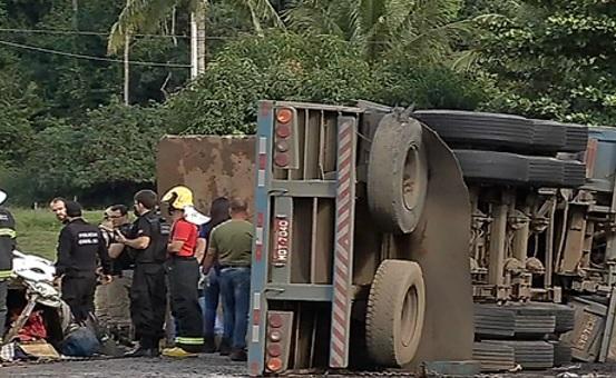 Dono de caminhão que provocou acidente com 22 mortos é preso