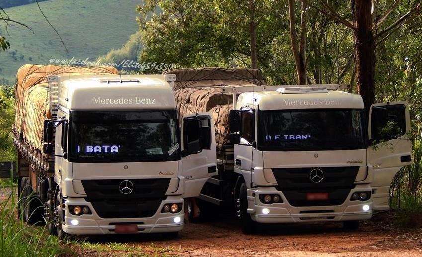 Comissão anula resolução que proíbe painéis luminosos em caminhões