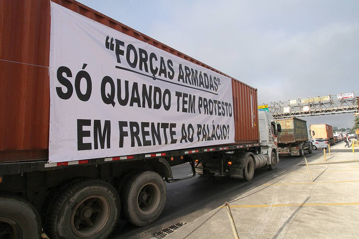 Suspeito de ser um dos maiores ladrões de carga é preso no Rio de Janeiro