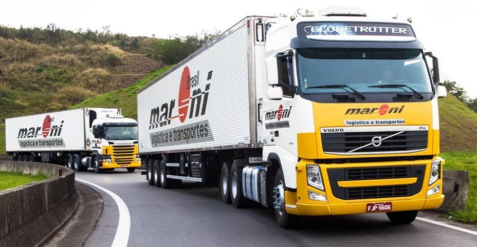 Maroni Logística e Transportes abre vagas para motoristas carreteiros em São Paulo