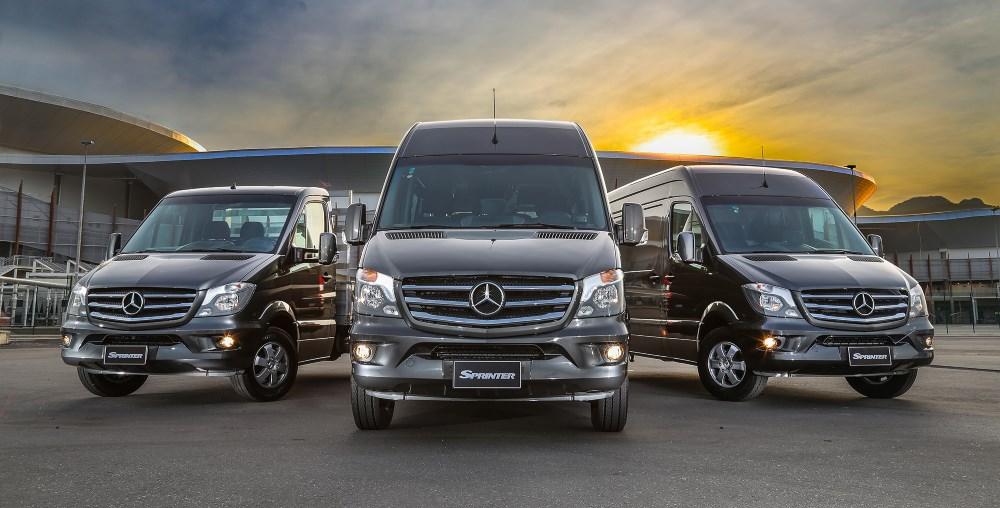 Mercedes Benz Lança Planos De Manutenção Personalizados Para Clientes  Sprinter E Vito