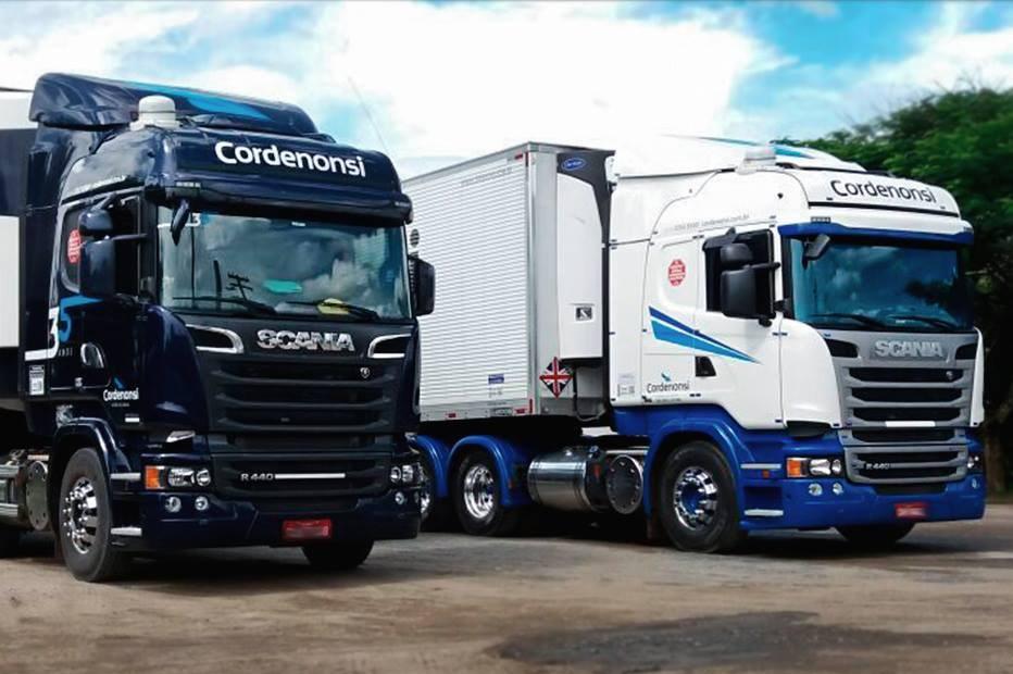 Cordenonsi Gestão de Cargas tem vagas para agregados em rotas internacionais