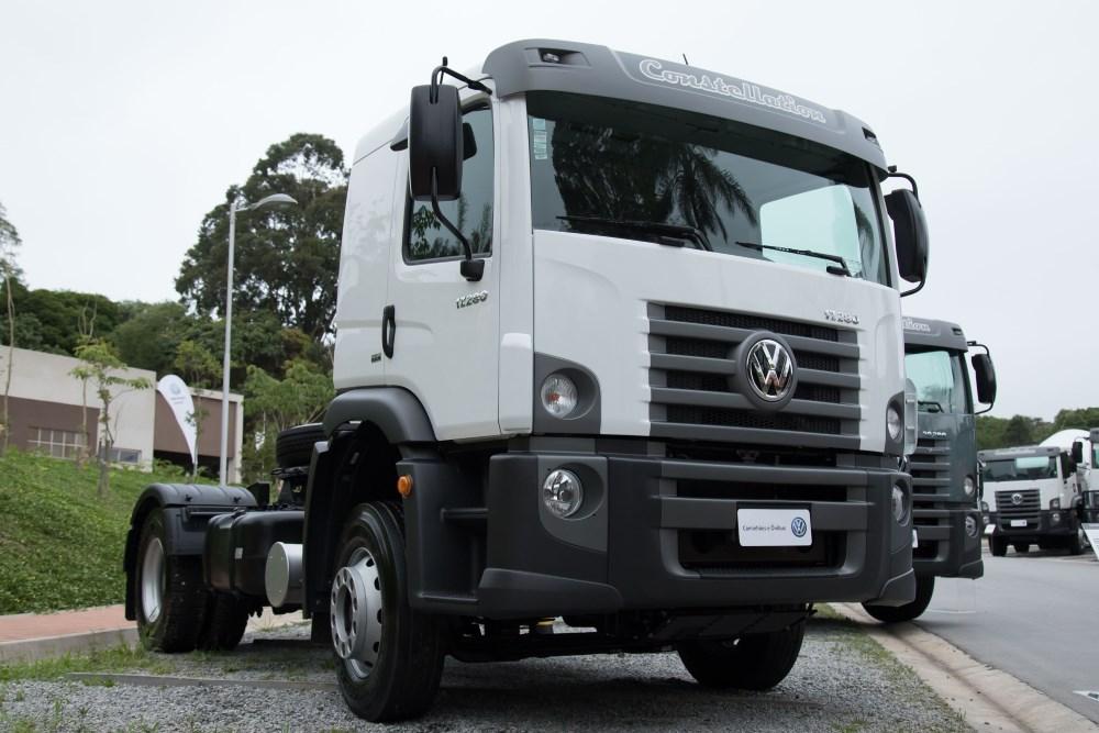 VW Caminhões apresenta o Constellation 17.280 Tractor