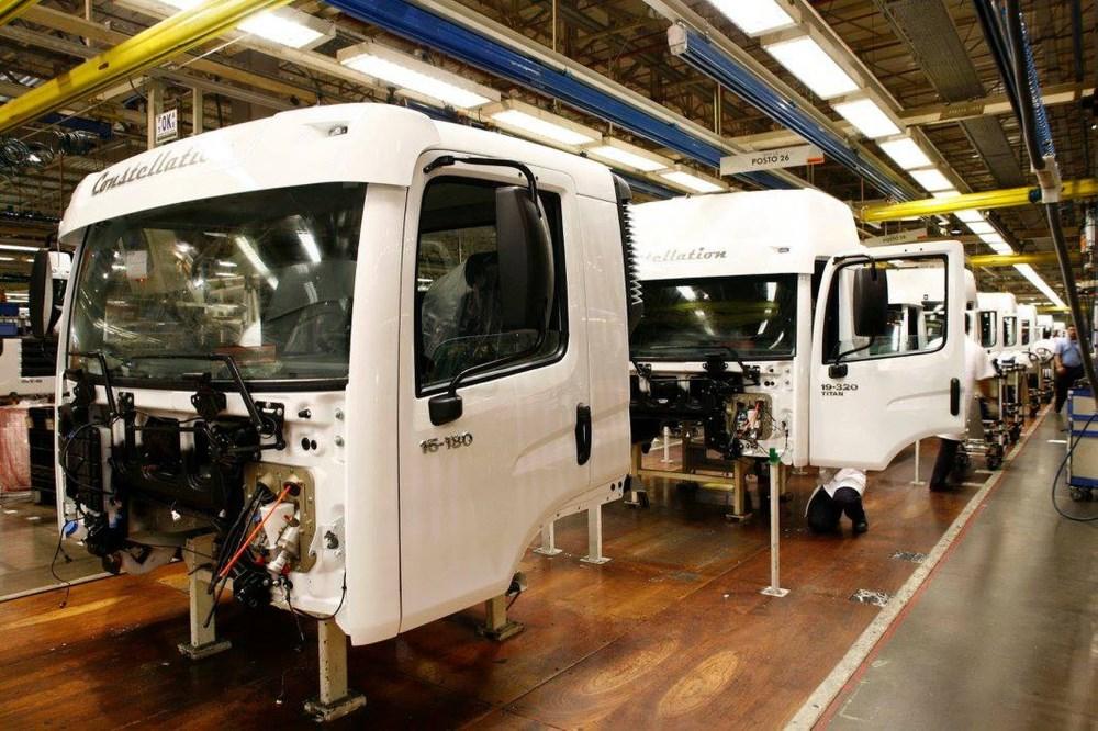 Financiamento integral do BNDES favorece caminhões