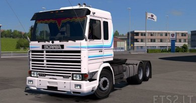 ETS 2 – Scania 113h